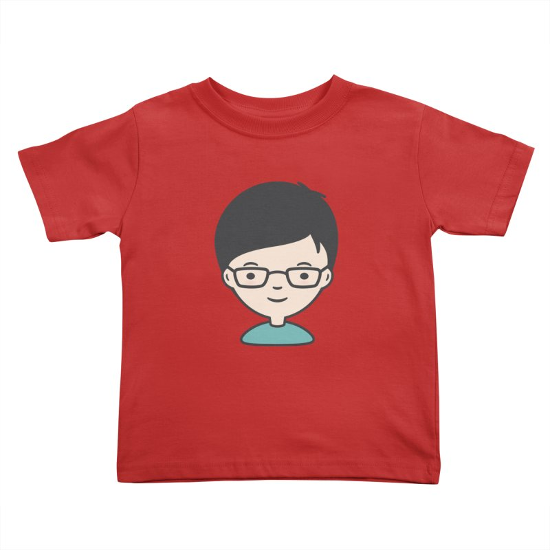 Papa Kids Toddler T-Shirt by Whitewater's Artist Shop