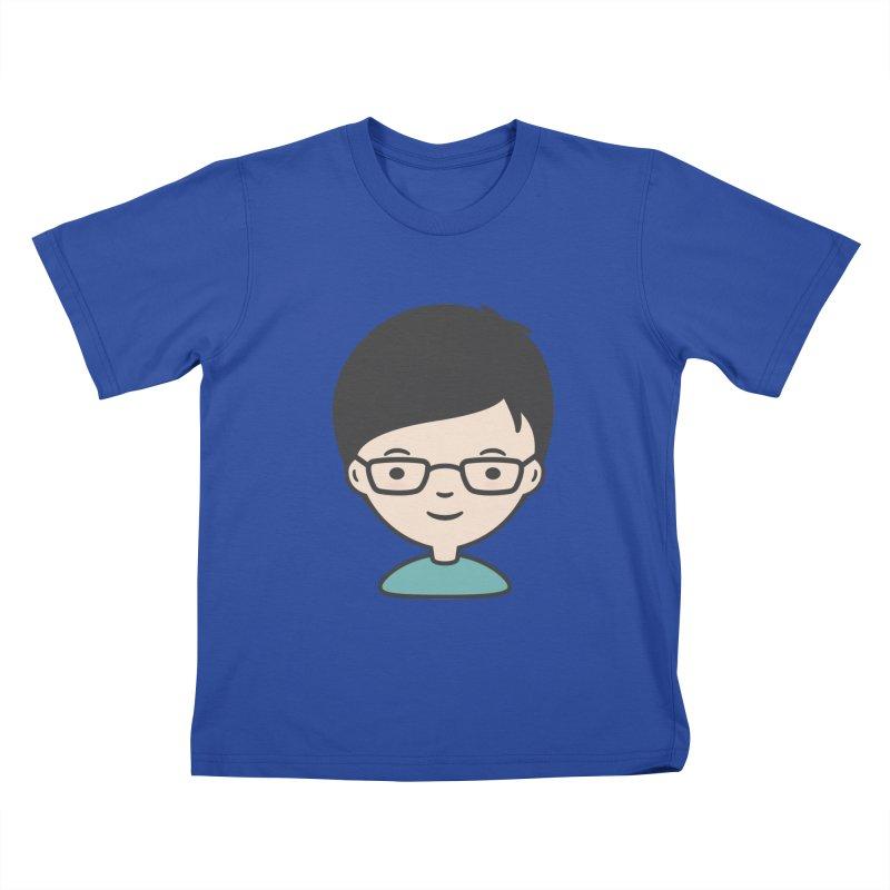 Papa Kids T-Shirt by Whitewater's Artist Shop