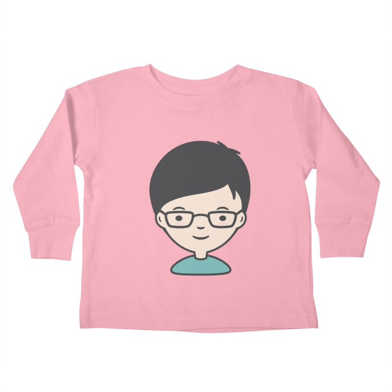 Papa Kids Toddler Longsleeve T-Shirt by Whitewater's Artist Shop