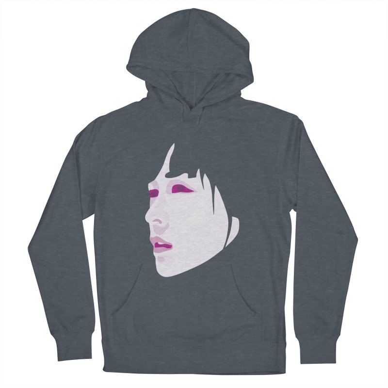 Longing Women's Pullover Hoody by Whitewater's Artist Shop