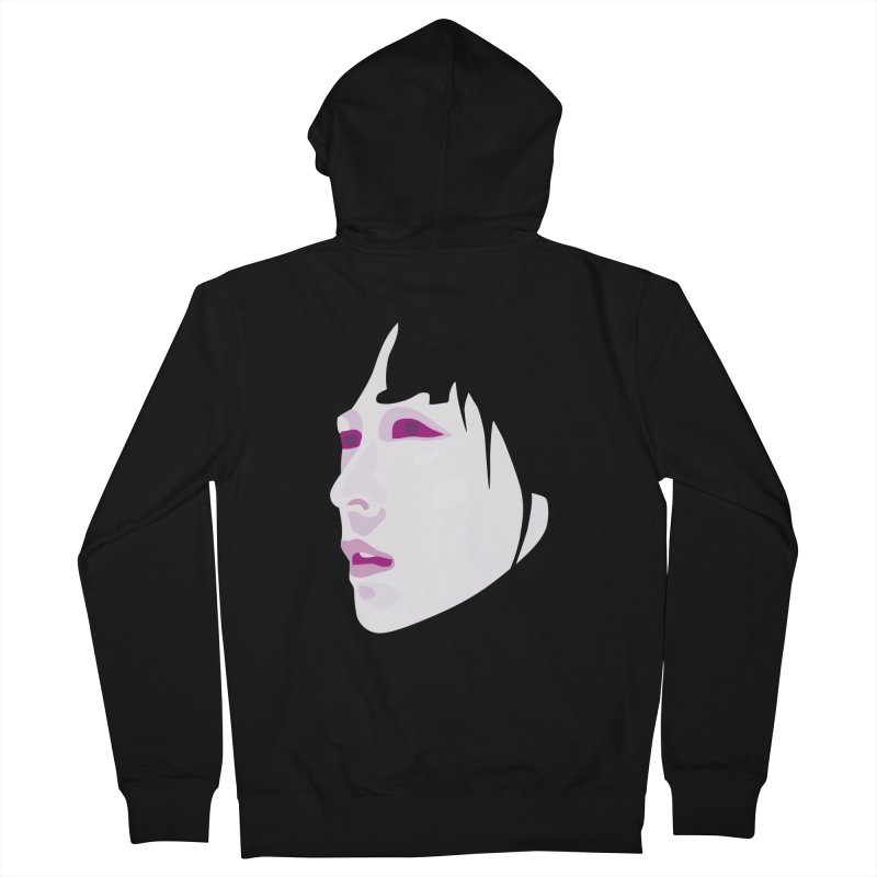 Longing Women's Zip-Up Hoody by Whitewater's Artist Shop