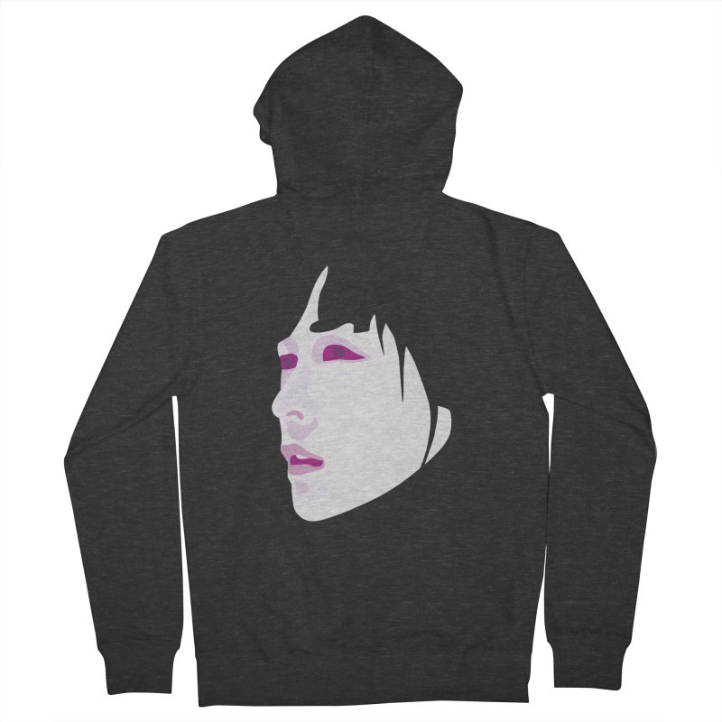 Longing Men's Zip-Up Hoody by Whitewater's Artist Shop