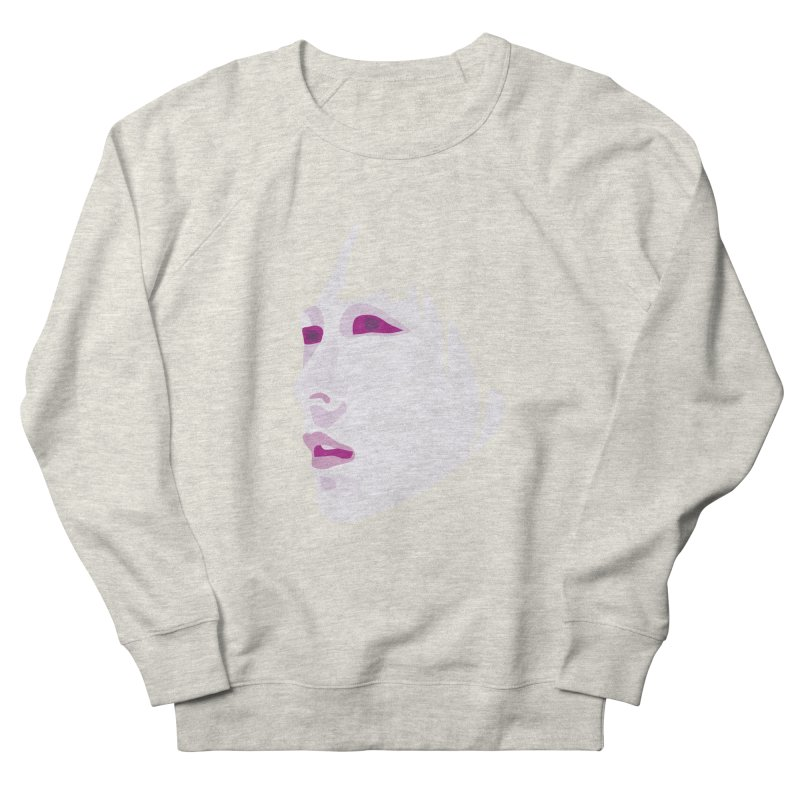 Longing Women's French Terry Sweatshirt by Whitewater's Artist Shop