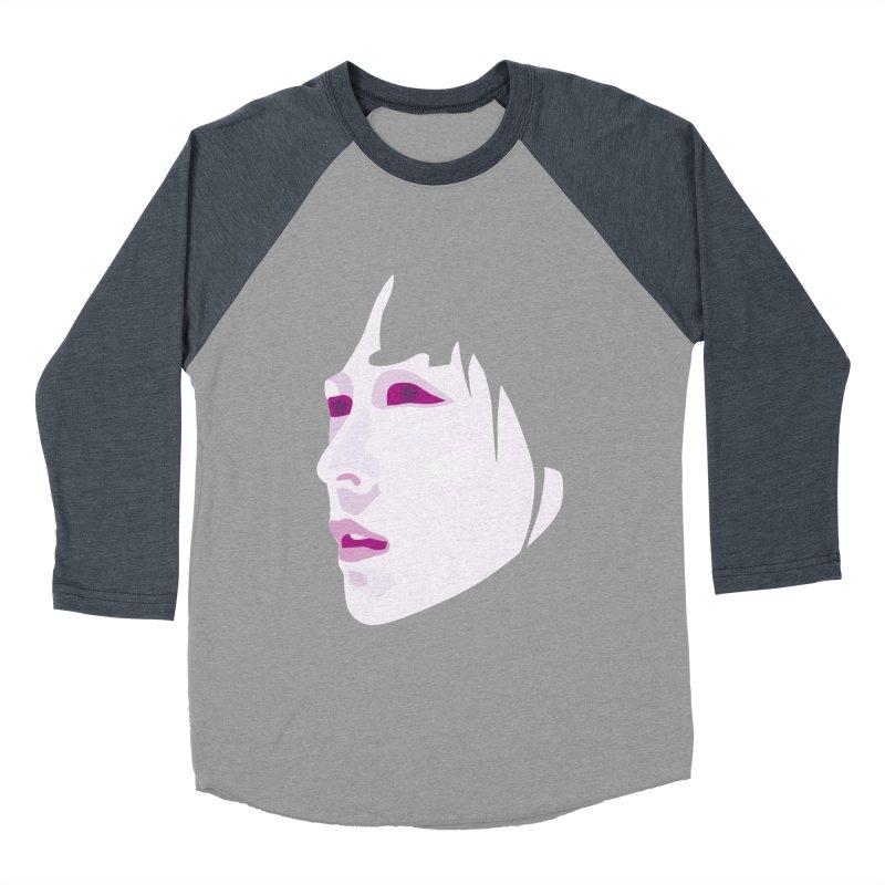 Longing Women's Baseball Triblend T-Shirt by Whitewater's Artist Shop