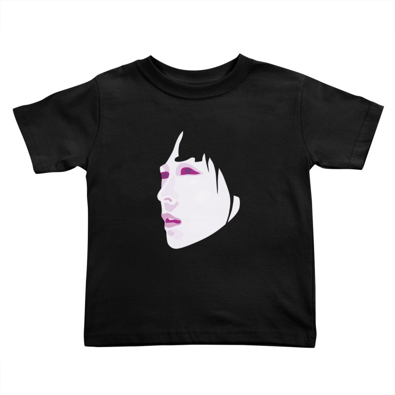 Longing Kids Toddler T-Shirt by Whitewater's Artist Shop