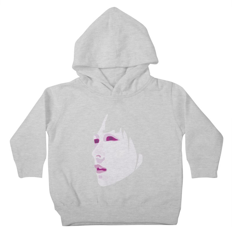 Longing Kids Toddler Pullover Hoody by Whitewater's Artist Shop