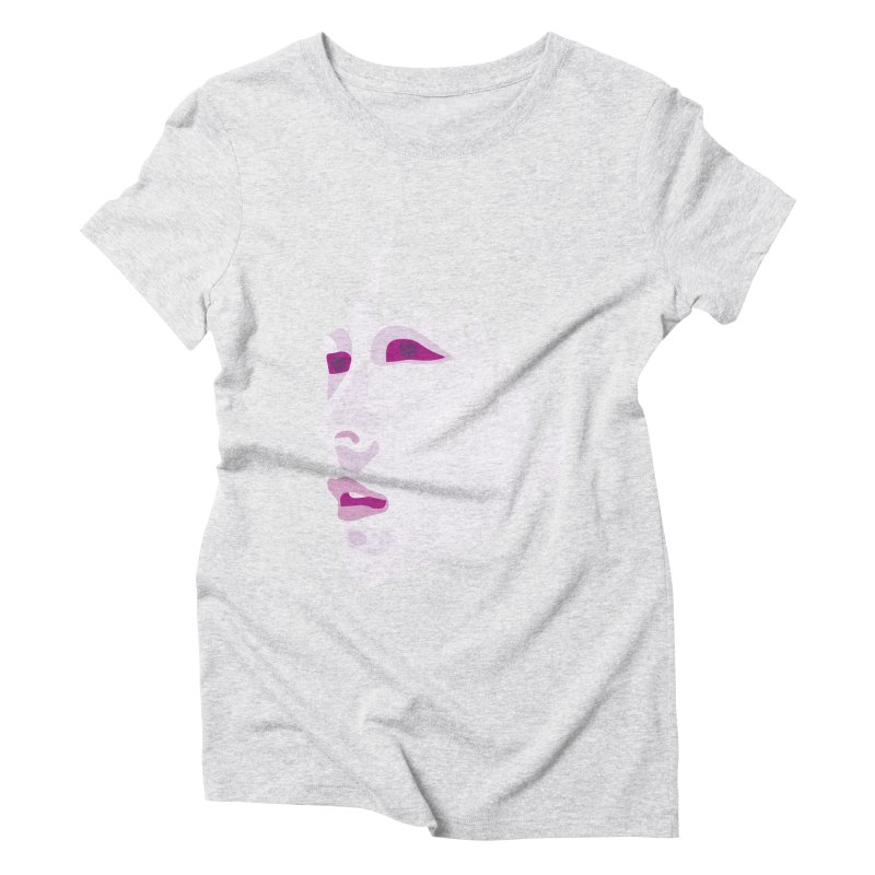Longing Women's Triblend T-shirt by Whitewater's Artist Shop