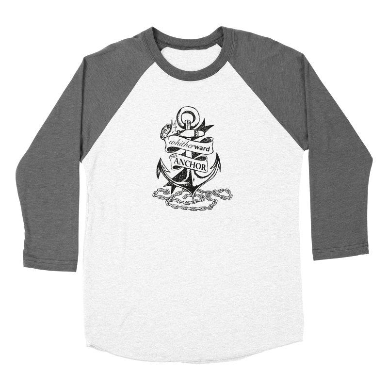 The Anchor Women's Longsleeve T-Shirt by whitherward's Artist Shop