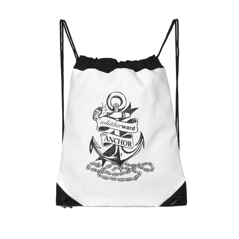 The Anchor Accessories Bag by whitherward's Artist Shop