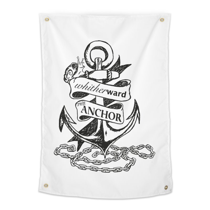The Anchor Home Tapestry by whitherward's Artist Shop