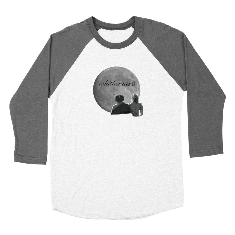 WW Moon Women's Longsleeve T-Shirt by whitherward's Artist Shop