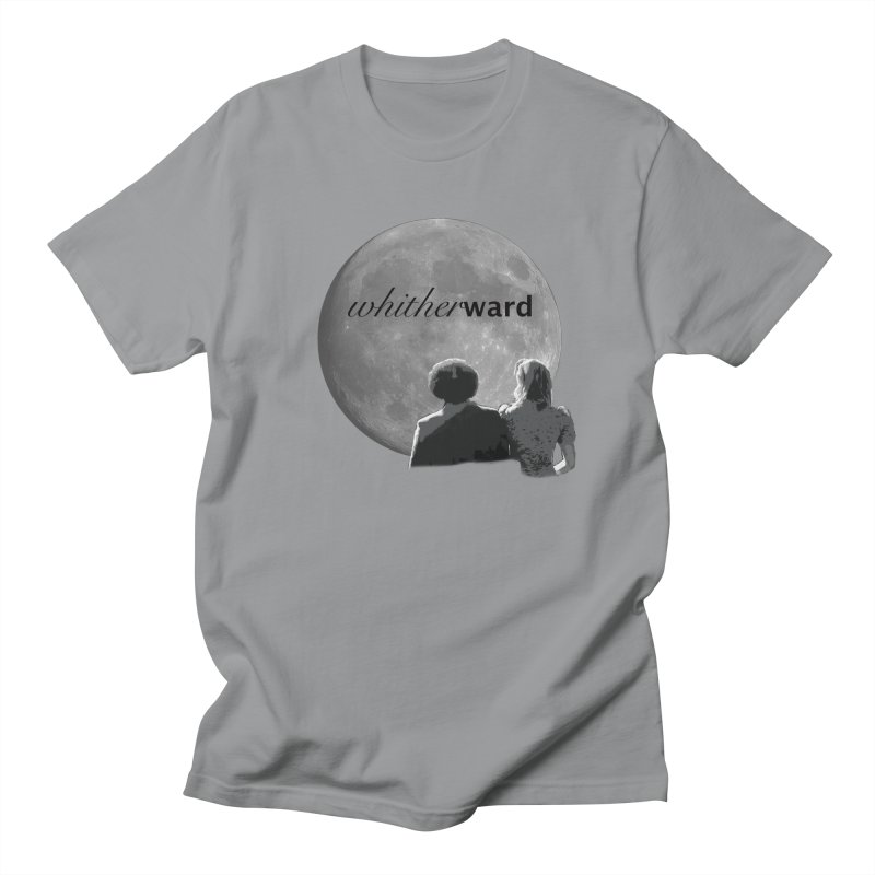 WW Moon Women's Regular Unisex T-Shirt by whitherward's Artist Shop