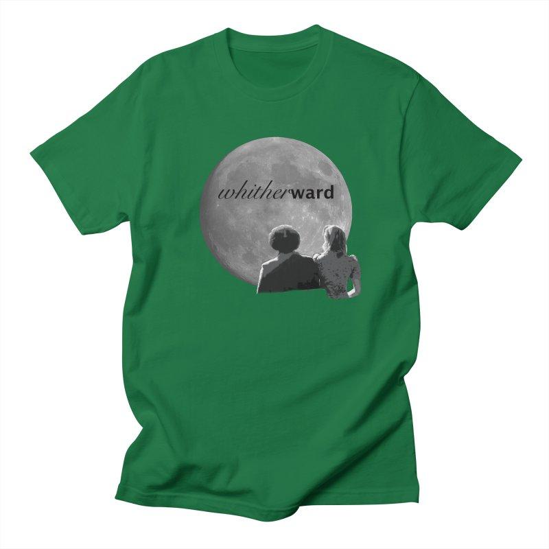 WW Moon Women's Regular Unisex T-Shirt by whitherward's Artist Shop