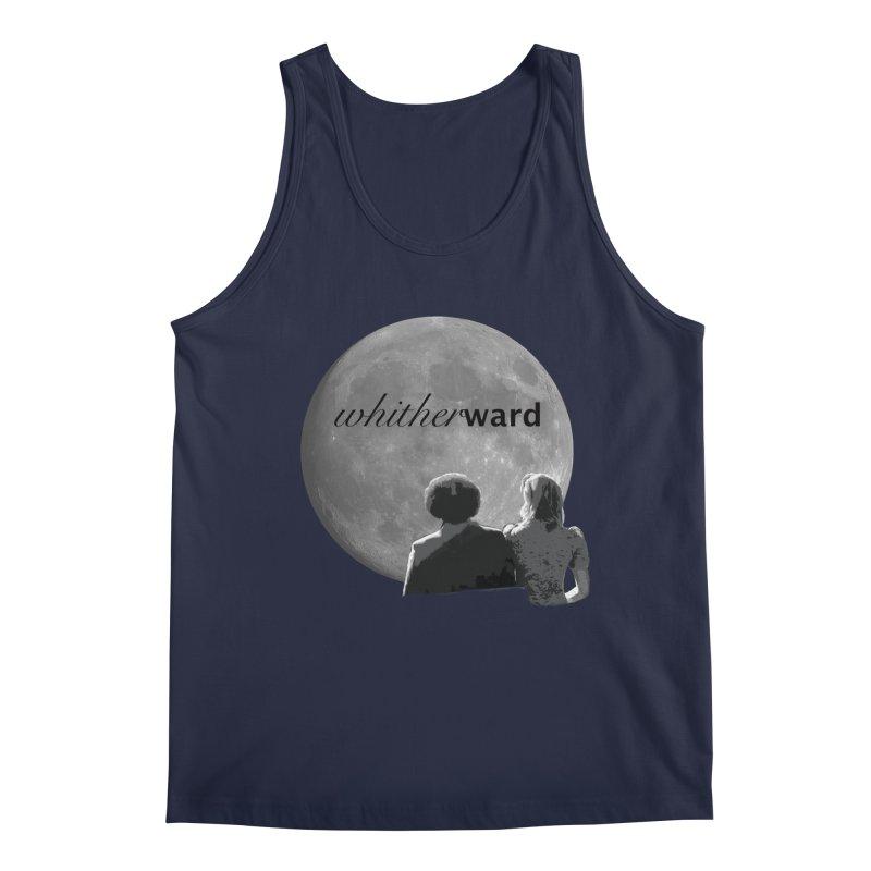 WW Moon Men's Tank by whitherward's Artist Shop