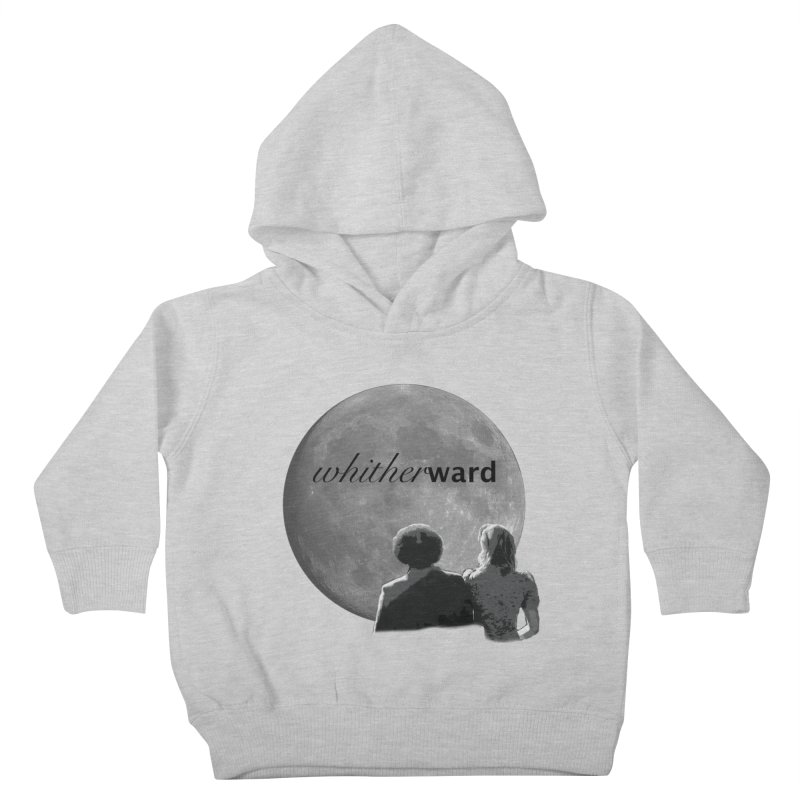 WW Moon Kids Toddler Pullover Hoody by whitherward's Artist Shop