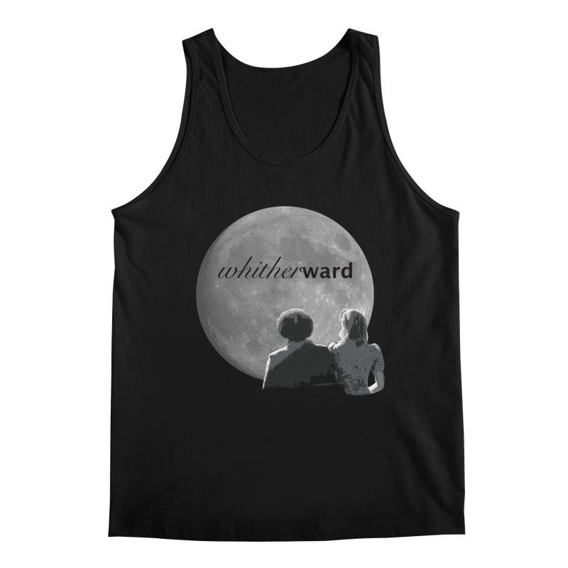 WW Moon Men's Regular Tank by whitherward's Artist Shop
