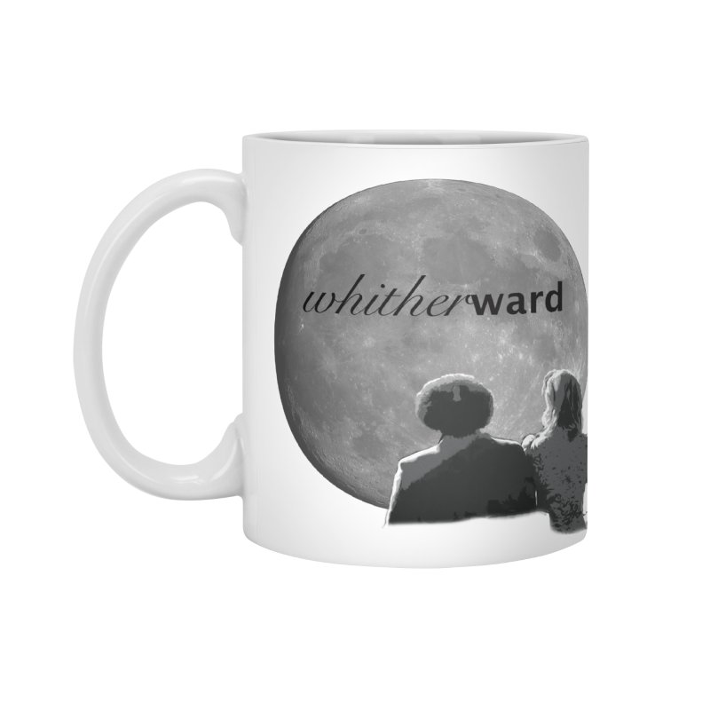 WW Moon Accessories Standard Mug by whitherward's Artist Shop