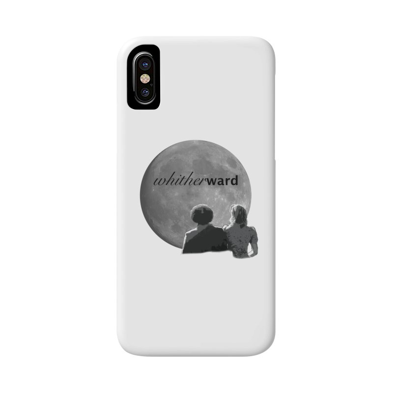 WW Moon Accessories Phone Case by whitherward's Artist Shop