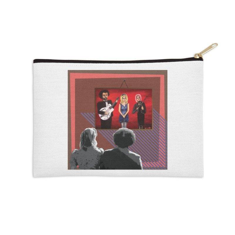 Human Album Accessories Zip Pouch by whitherward's Artist Shop