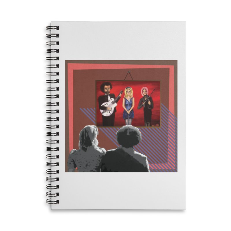 Human Album Accessories Lined Spiral Notebook by whitherward's Artist Shop