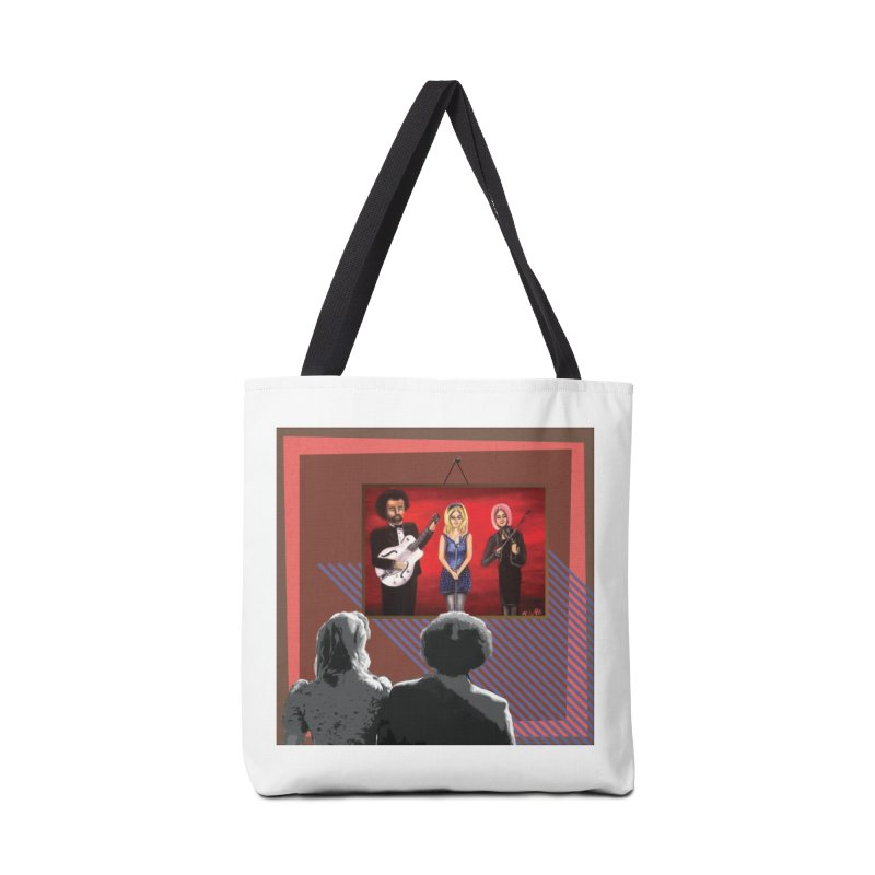 Human Album Accessories Tote Bag Bag by whitherward's Artist Shop