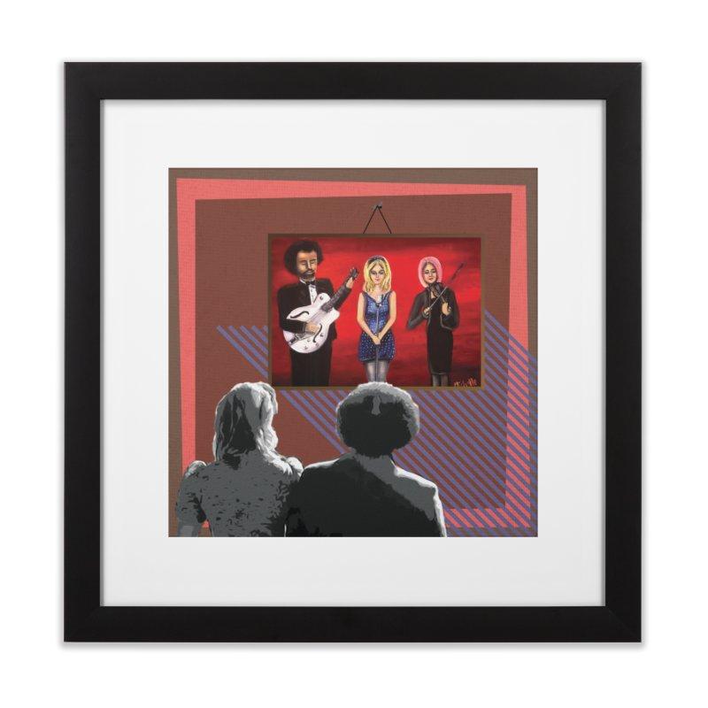 Human Album Home Framed Fine Art Print by whitherward's Artist Shop
