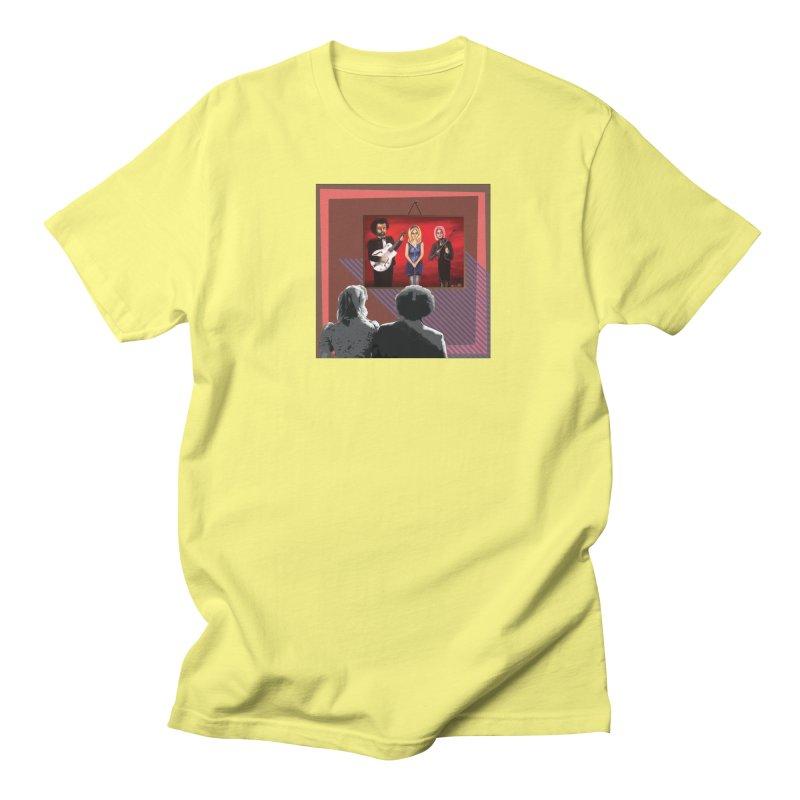 Human Album Men's T-Shirt by whitherward's Artist Shop
