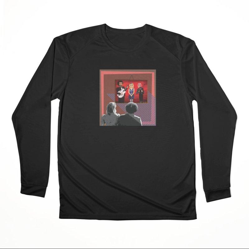 Human Album Men's Performance Longsleeve T-Shirt by whitherward's Artist Shop