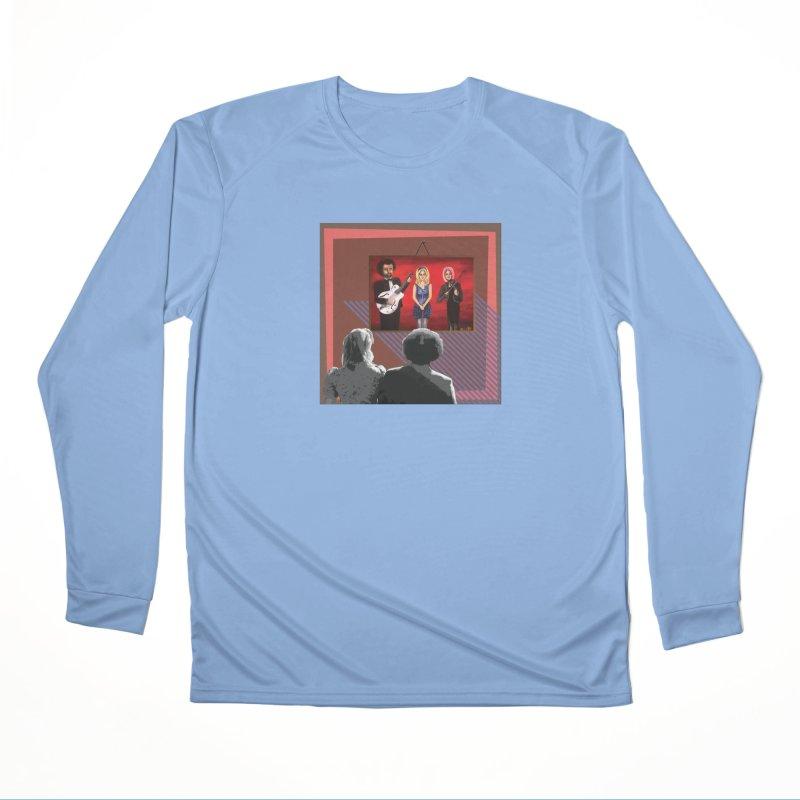 Human Album Women's Performance Unisex Longsleeve T-Shirt by whitherward's Artist Shop
