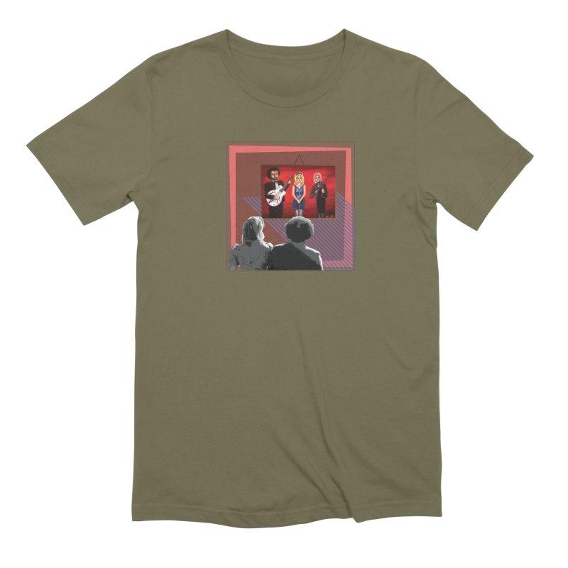 Human Album Men's Extra Soft T-Shirt by whitherward's Artist Shop