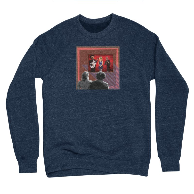 Human Album Men's Sponge Fleece Sweatshirt by whitherward's Artist Shop