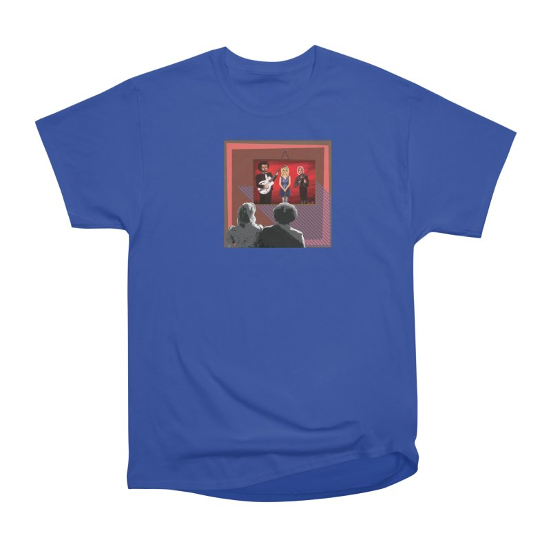Human Album Men's Heavyweight T-Shirt by whitherward's Artist Shop
