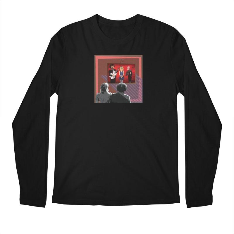 Human Album Men's Regular Longsleeve T-Shirt by whitherward's Artist Shop