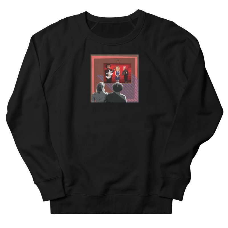 Human Album Women's French Terry Sweatshirt by whitherward's Artist Shop