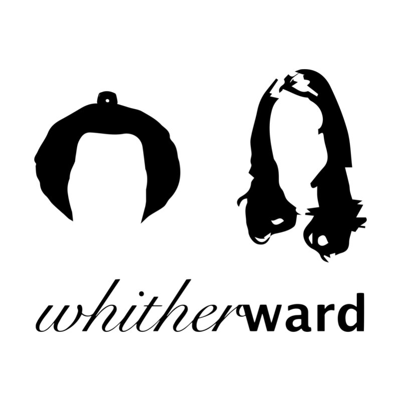 Silhouettes - Black by whitherward's Artist Shop