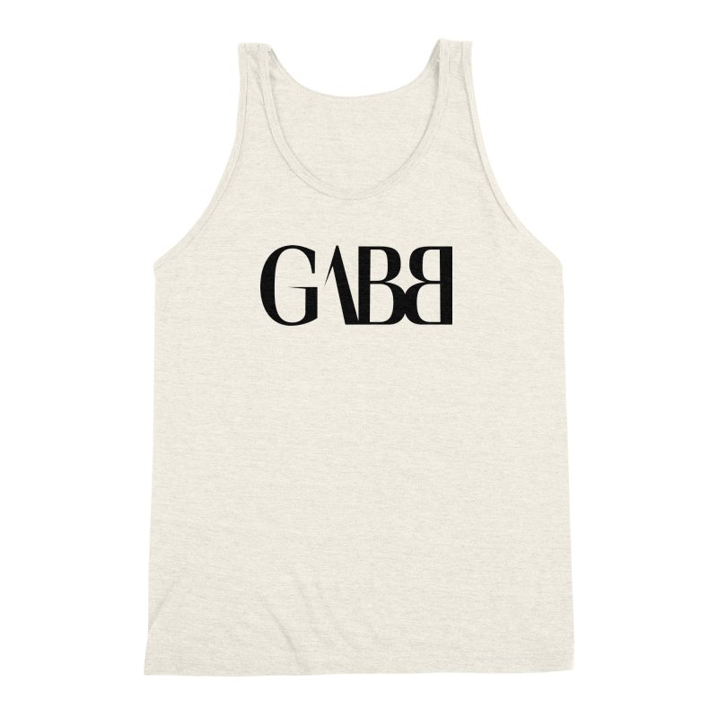 GABB Men's Triblend Tank by GABB DESIGN