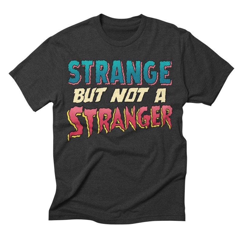 Strange But Not A Stranger   by whoisrico's Artist Shop