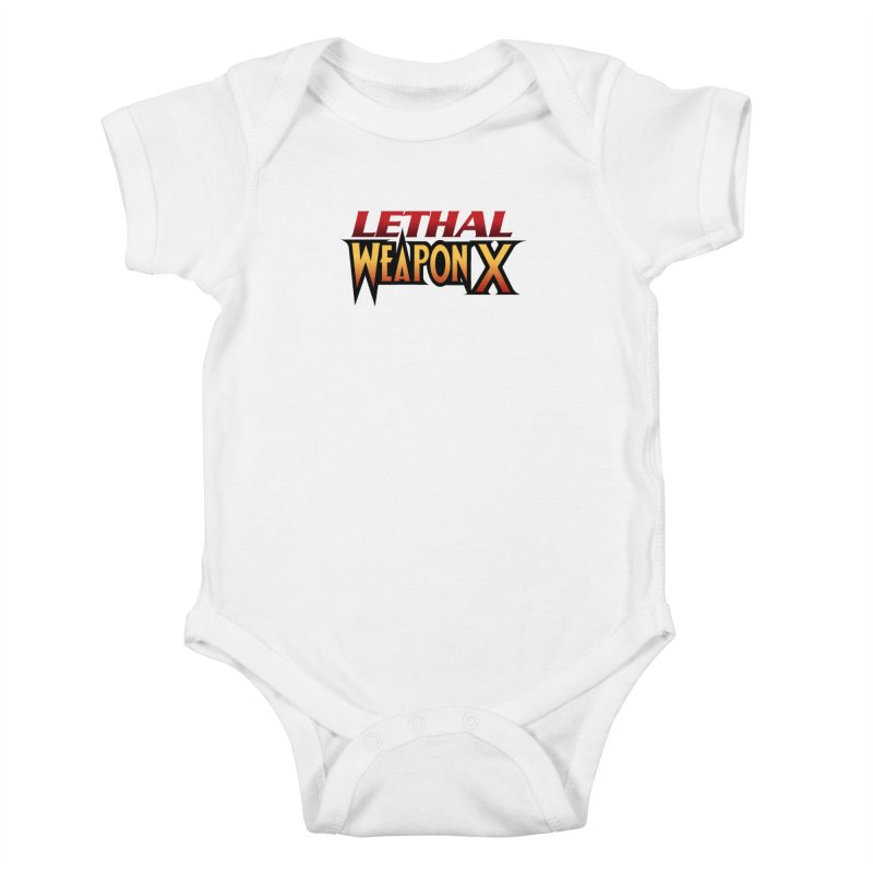 Lethal Weapon X Kids Baby Bodysuit by whoisrico's Artist Shop