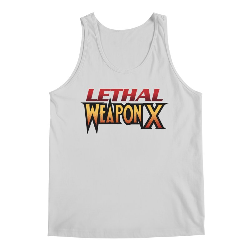 Lethal Weapon X Men's Regular Tank by whoisrico's Artist Shop