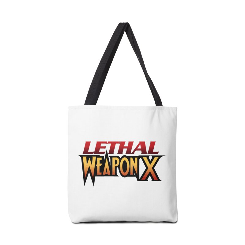 Lethal Weapon X Accessories Bag by whoisrico's Artist Shop