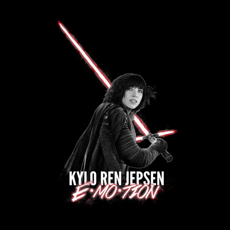 Kylo Ren Jepsen | E·MO·TION Women's V-Neck by whoisrico's Artist Shop