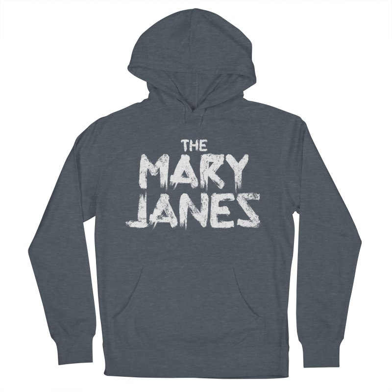 MJs Tour Tee Distressed Men's French Terry Pullover Hoody by whoisrico's Artist Shop