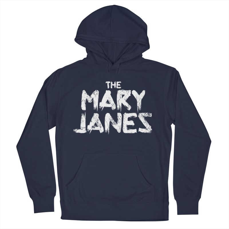 MJs Tour Tee Distressed Men's Pullover Hoody by whoisrico's Artist Shop