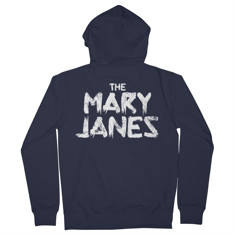 MJs Tour Tee Distressed Women's Zip-Up Hoody by whoisrico's Artist Shop