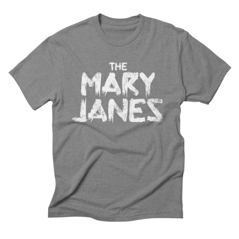 MJs Tour Tee Distressed Men's Triblend T-Shirt by whoisrico's Artist Shop