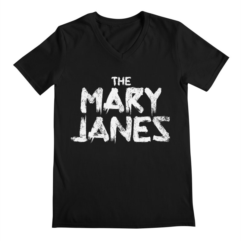 MJs Tour Tee Distressed Men's V-Neck by whoisrico's Artist Shop