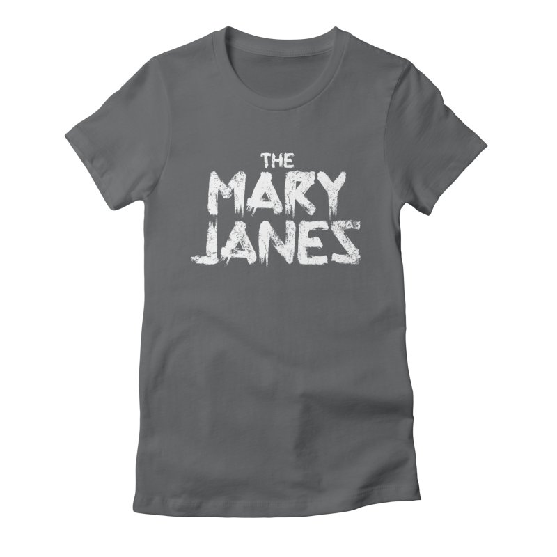 MJs Tour Tee Distressed Women's Fitted T-Shirt by whoisrico's Artist Shop