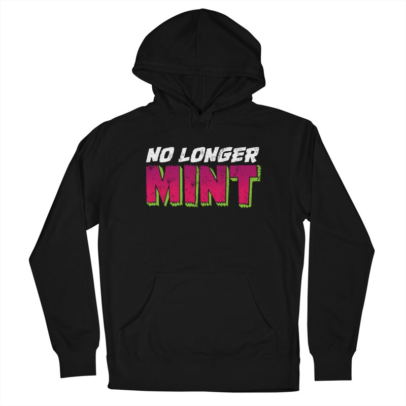 No Longer Mint Women's Pullover Hoody by whoisrico's Artist Shop