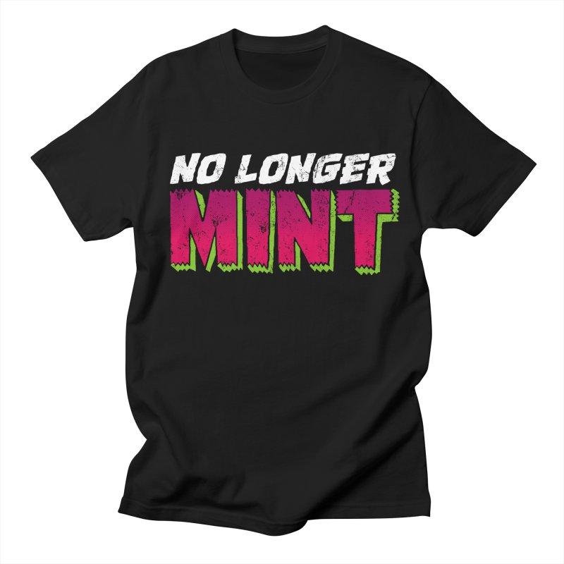 No Longer Mint Women's Unisex T-Shirt by whoisrico's Artist Shop