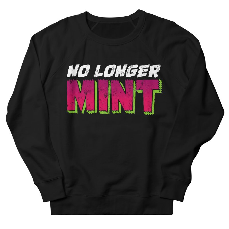 No Longer Mint Men's French Terry Sweatshirt by whoisrico's Artist Shop